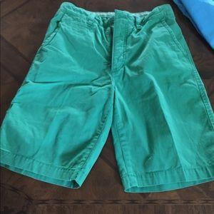 Gap boy's shirts Kelly green size 12